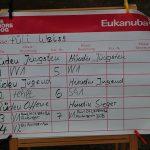 Klubausstellung in Haltern am See Puli weiss