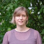 Chief breeding supervisor Katja Möwius