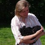 Puli breeder of the shaggy companions_Puli Baby in his arms