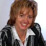 Breeding supervisor Petra Hüber