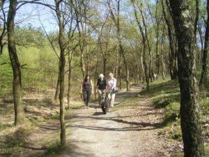 Puli Frühlingswanderung in Oer-Erckenschwick Bild