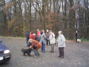 Weihnachtsspaziergang im Drachenfelser Ländchen 2006
