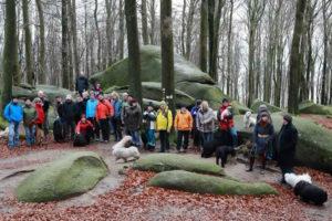 Winterwanderung 2013 im Odenwald @ Odenwald | Beerfelden | Hessen | Deutschland