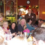 Weihnachtsfeier 2013 in Bochum Essen