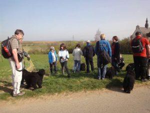 Frühlingswanderung der Landesgruppe Mitte in Gau Algesheim 18