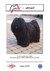 Puli newspaper PuK-Aktuell 4 2007