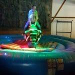 Klubausstellung Bodensee Events Bullenreiten Jeanne Daria
