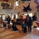 Klubausstellung Bodensee Juniorhandling bis 12 Jahre