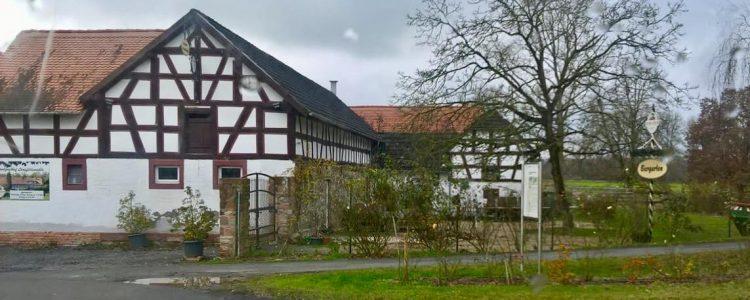 LG Mitte: Winterspaziergang rund um die Mühle